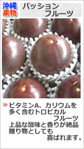 沖縄パッションフルーツ
